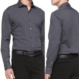 Ralph Lauren Black Label men's button down shirt